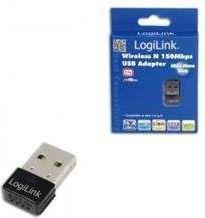Karta sieciowa LogiLink USB 2.0 nano adapter, 802.11n 150Mbps