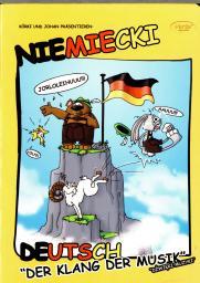 Verte Zeszyt A5/80 Język Niemiecki