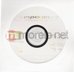 Esperanza DVD+Rx16 4,7GB KOPERTA 1 (1120)