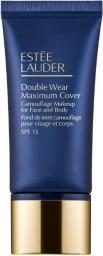 Estee Lauder Double Wear Maximum Cover Comouflage Makeup For Face And Body spf 15 podkład kryjący 1N3 Creamy Vanilla 30ml