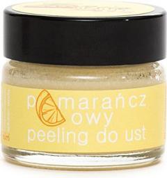 HANIA BEAUTY Orange Peeling Pomarańczowy peeling do ust 20g