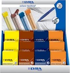 Lyra Wkłady grafitowe 2B 0,5mm