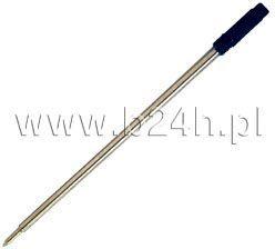 Titanum Wkład do długopisu typu cross czarny. Op.100szt.