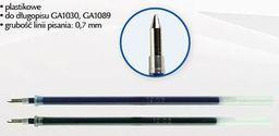 Titanum Wkład do długopisu Titanum żelowy (GA1030/1089) 12szt