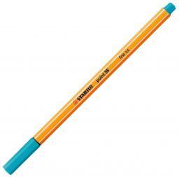Stabilo Cienkopis Stabilo neon niebieski 88/031