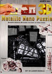 Dragon Nano 3D puzzle - żaglowiec (DRAX0025)