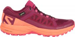 Salomon Buty damskie Xa Elevate GTX W Beet Red r. 40 (401527)