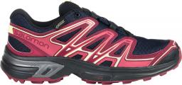 Salomon Buty damskie Wings Flyte 2 GTX W Evening Blue/Beet Red r. 39 1/3 (399714)