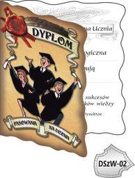 Warta Dyplom Warta pasowanie ucznia (314011)