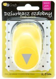 Dziurkacz DP Craft ozdobny 2,5cm proporczyk (JCDZ-110-312)