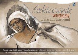 Kreska Szkicownik A4 20k szary