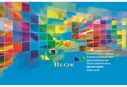 Blok biurowy KRESKA Blok techniczny kolorowy Premium A3 15k.