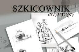 Blok biurowy KRESKA Szkicownik artystyczny A4 100