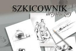 Blok biurowy KRESKA Szkicownik artystyczny A6 100