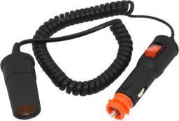 Ładowarka Blow Przedłużacz gniazda zapalniczki samochodowej z wyłącznikiem 1,2m - CS-13 96-832