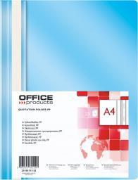 Skoroszyt Office Products Skoroszyt jasnoniebieski 25szt