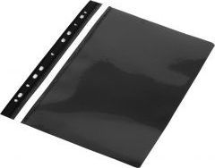 Panta Plast z euro x10 pvc A4 czarna