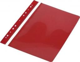 Panta Plast Skoroszyt z euro x10 pvc czerwony 0313-0002-05