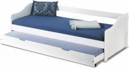 Halmar LEONIE 2 łóżko białe (4p=1szt)