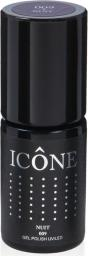 Icone Gel Polish UV/LED lakier hybrydowy 009 Nuit 6ml
