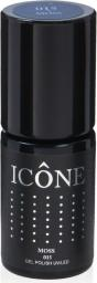 Icone Gel Polish UV/LED lakier hybrydowy 015 Moss 6ml