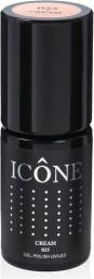 Icone Gel Polish UV/LED lakier hybrydowy 025 Cream 6ml