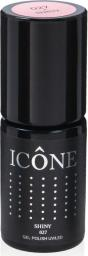 Icone Gel Polish UV/LED lakier hybrydowy 027 Shiny 6ml