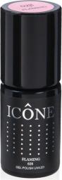Icone Gel Polish UV/LED lakier hybrydowy 028 Flaming 6ml