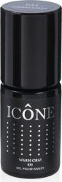 Icone Gel Polish UV/LED lakier hybrydowy 031 Warm Gray 6ml