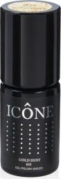 Icone Gel Polish UV/LED lakier hybrydowy 035 Gold Dust 6ml