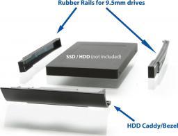 Kieszeń MicroStorage Hdd Caddy Latitude E6330 9.5mm
