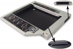 """Kieszeń MicroStorage na drugi dysk do laptopa, SATA, 2.5"""" (KIT336)"""
