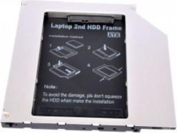 """Kieszeń MicroStorage na drugi dysk do laptopa, SATA, 2.5"""",   9.0mm (KIT378)"""
