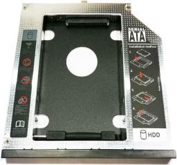 "Kieszeń MicroStorage na drugi dysk do laptopa, SATA, 2.5"" , do Dell (KIT842)"