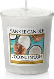 Yankee Candle Classic Votive Samplers świeca zapachowa Coconut Splash 49g