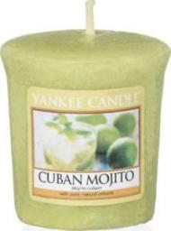 Yankee Candle Classic Votive Samplers świeca zapachowa Cuban Mojito 49g