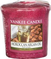 Yankee Candle Classic Votive Samplers świeca zapachowa Moroccan Argan Oil 49g