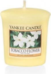 Yankee Candle Classic Votive Samplers świeca zapachowa Tobacco Flower 49g