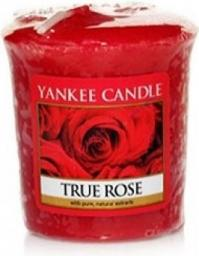 Yankee Candle Classic Votive Samplers świeca zapachowa True Rose 49g