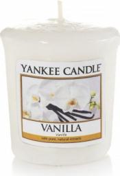 Yankee Candle Classic Votive Samplers świeca zapachowa Vanilla  49g
