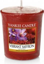 Yankee Candle Classic Votive Samplers świeca zapachowa Vibrant Saffron 49g