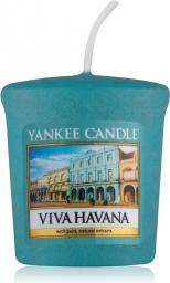 Yankee Candle Classic Votive Samplers świeca zapachowa Viva Havana 49g