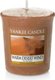 Yankee Candle Classic Votive Samplers świeca zapachowa Warm Desert Wind 49g