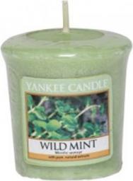 Yankee Candle Classic Votive Samplers świeca zapachowa Wild Mint 49g