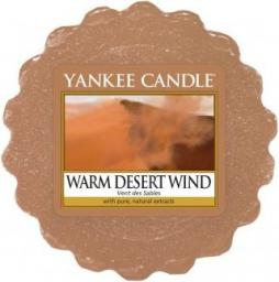 Yankee Candle Classic Wax Melt wosk zapachowy Warm Desert Wind 22g