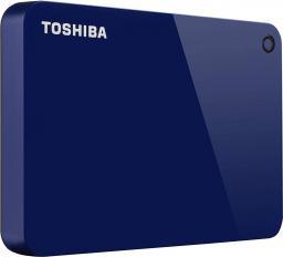 Dysk zewnętrzny Toshiba HDD Canvio Advance 1 TB Niebieski (HDTC910EL3AA)