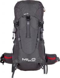 Milo Plecak SAFI 45 - grey/burgundy