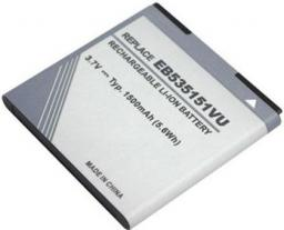 Bateria MicroBattery 5.5Wh Mobile Samsung Galaxy, Black (MBP1169)