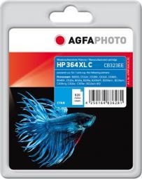 AgfaPhoto Ink Cyan, No. 364 XL