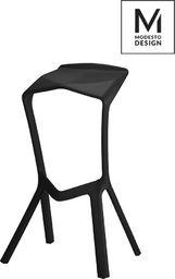 Modesto Design hoker MIURA czarny - polipropylen